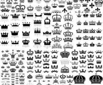 Black Crown Collection vector